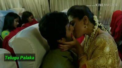 Rashmika Mandanna hot kiss sex scene